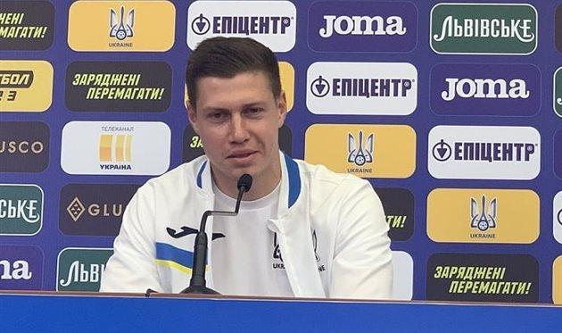 Николай Матвиенко, УАФ