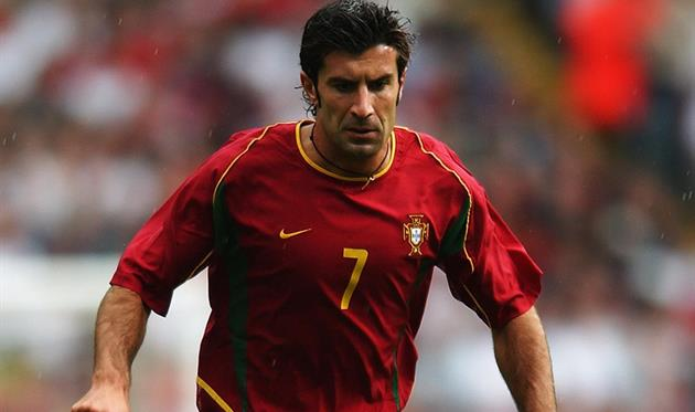 День в истории: 30 лет назад Луиш Фигу дебютировал за сборную Португалии