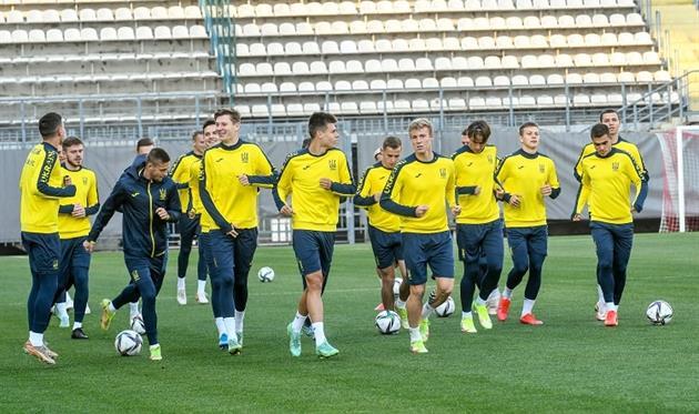 Игроки молодежной сборной Украины, УАФ