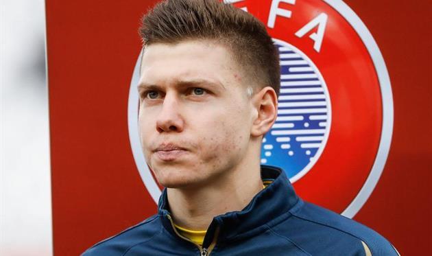 Матвиенко — в команде недели отбора ЧМ-2022 от SofaScore