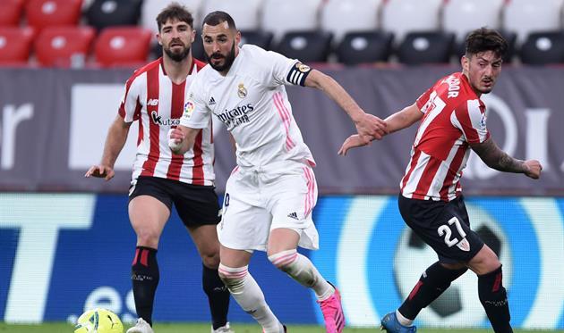 В Примере перенесли игры Реала и Атлетико из-за матчей отбора в Южной Америке