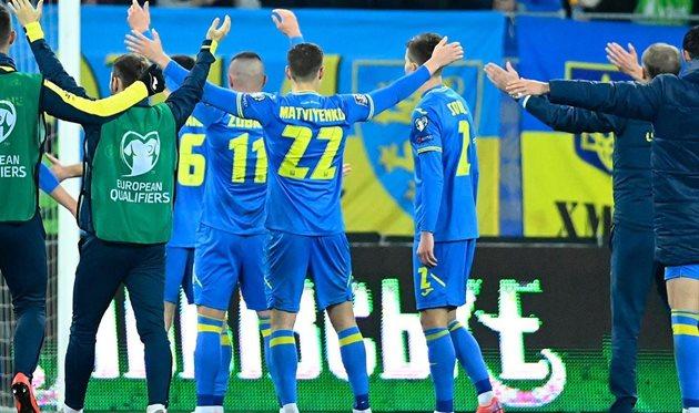 Сборная Украины, УАФ