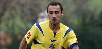 Один из героев матча - Максим Пашаев, www.ffu.org.ua
