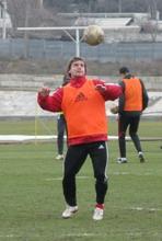 Миндаугас Калонас, www.fcmetalurg.com.ua