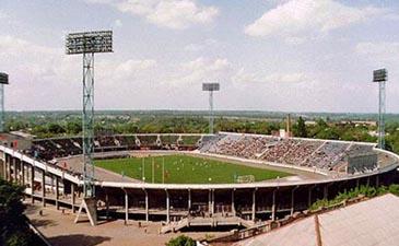 Рекордсмен-1997 полтавский стадион Ворскла, fcvorskla.com.ua