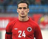 Дебатик Цурри, albania-sport.com