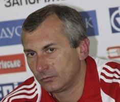 Олег Лутков, fcmetalurg.com
