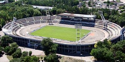 Лидер отчетного периода донецкий стадион Шахтер, shakhtar.com