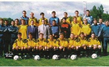 Состав Нивы перед сезоном 1996/1997