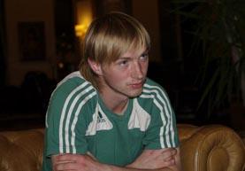 Константин Ярошенко, фото ФК Ворскла