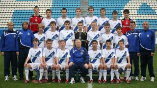 Победители, фото ФК Динамо