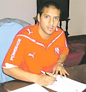 Асеведо подписывает контракт с Индепендьенте