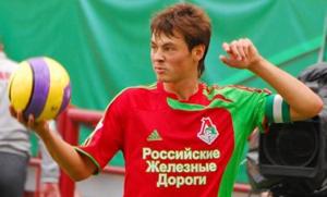 Динияр Билялетдинов, фото fclokomotiv.com