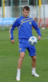Андрей Ярмоленко, фото Ильи Хохлова Football.ua