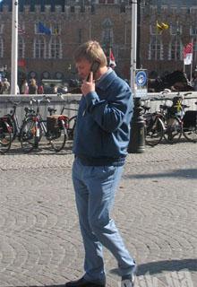 В Брюгге, фото Блик