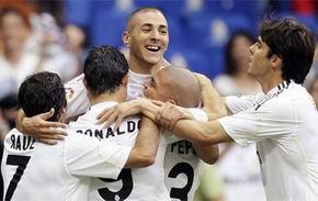 Новая победа Реала