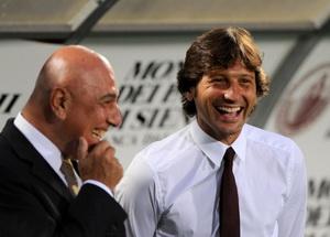 Работают во благо Милана, фото Getty