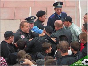 Винницкие разборки продолжатся в пятницу в ПФЛ, фото niva.vn.ua