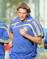 Андрей Шевченко, фото Ильи Хохлова Football.ua