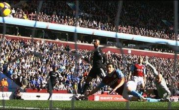 Победный мяч последней встречи команд, фото bbc.co.uk