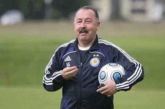 Валерий Газзаев, фото ФК Динамо К