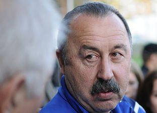 Валерий Газзаев, фото Ильи Хохлова, football.ua