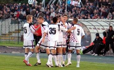 Волынь готова побеждать, фото fc.volyn.net