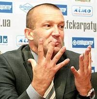 Роман Григорчук ,фото fckarpaty.lviv.ua