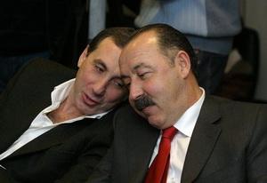 Гинер и Газзаев