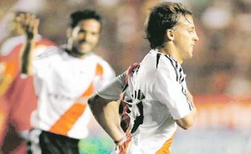Ривер переиграл Аргентинос, ole.clarin.com
