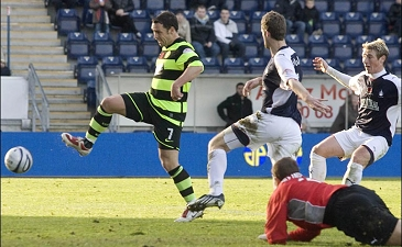 Макдональд точен в завершении, фото bbc.co.uk