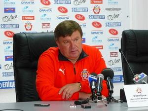 Волобуев - главный тренер Стали