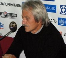 Владимир Ходус, фото ФК Металлург З