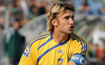 Шева забивал в каждом из плей-офф, фото Ильи Хохлова