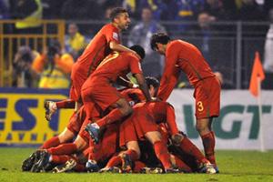 После гола Мейрелеша, Getty Images