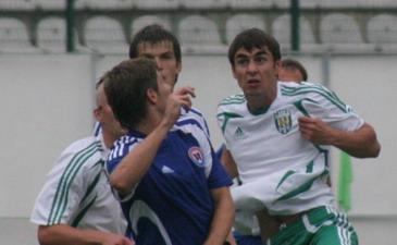фото из архива ФК Карпаты
