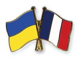 Юные украинцы сыграли вничью с французами