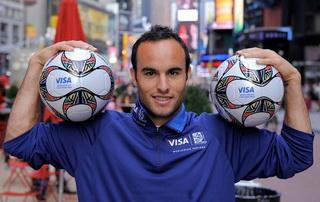 Лучший футболист в США, фото Getty