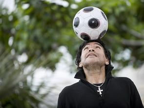 Диего Марадона, flickr.com
