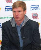 Юрий Максимов, фото ФК Кривбасс