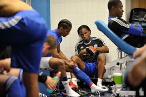 Дрогба - лучший футболист Африки