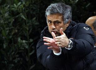 Жозе Моуриньо, фото Reuters