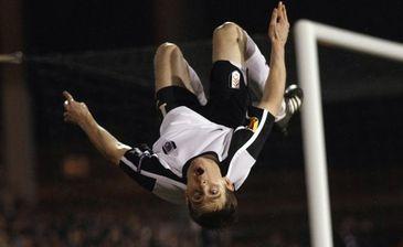 Акробатический этюд Геры, Reuters