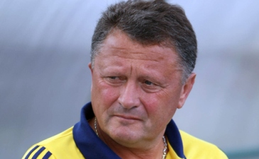 Мирон Маркевич, фото ffu.org.ua