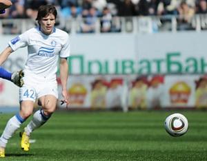 Евгений Коноплянка, фото И. Хохлова, Football.ua