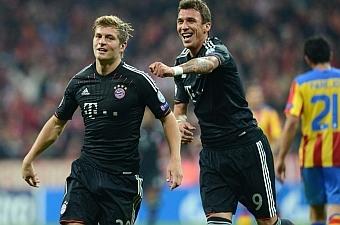 Баварцы радуются второму голу, marca.com