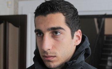 Генрих Мхитарян, фото shakhtar.com