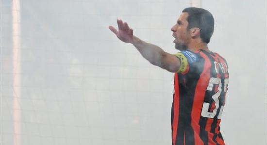 Дарио Срна, фото М.Масловского, Football.ua