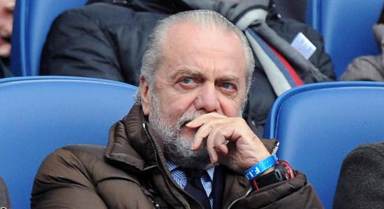 Аурелио Де Лаурентис, sportmediaset