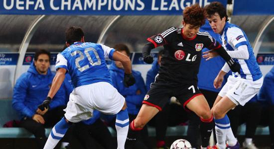 Рубен Пардо (справа) против Сон Хьюн-Мина, фото Getty Images